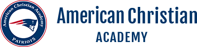 Footer Logo for American Christian Academy